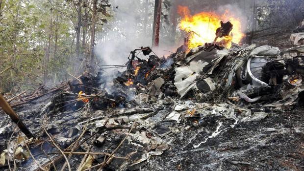 V strmoglavljenju letala na Kostariki umrlo 12 ljudi (foto: profimedia)