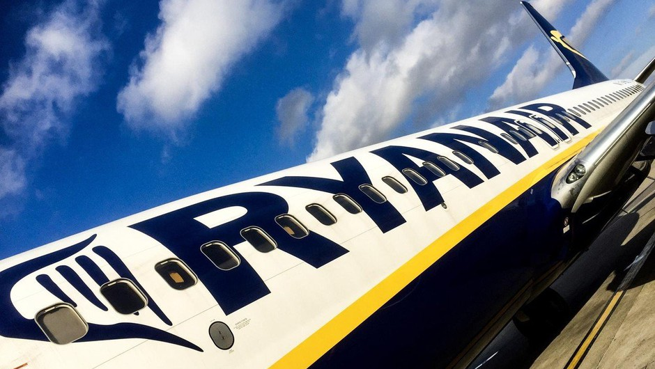 Ryanair bo zaposlil več kot 2000 novih pilotov (foto: profimedia)