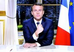 Macron z novo zakonodajo nad lažne novice, televizijo RT in agencijo Sputnik!
