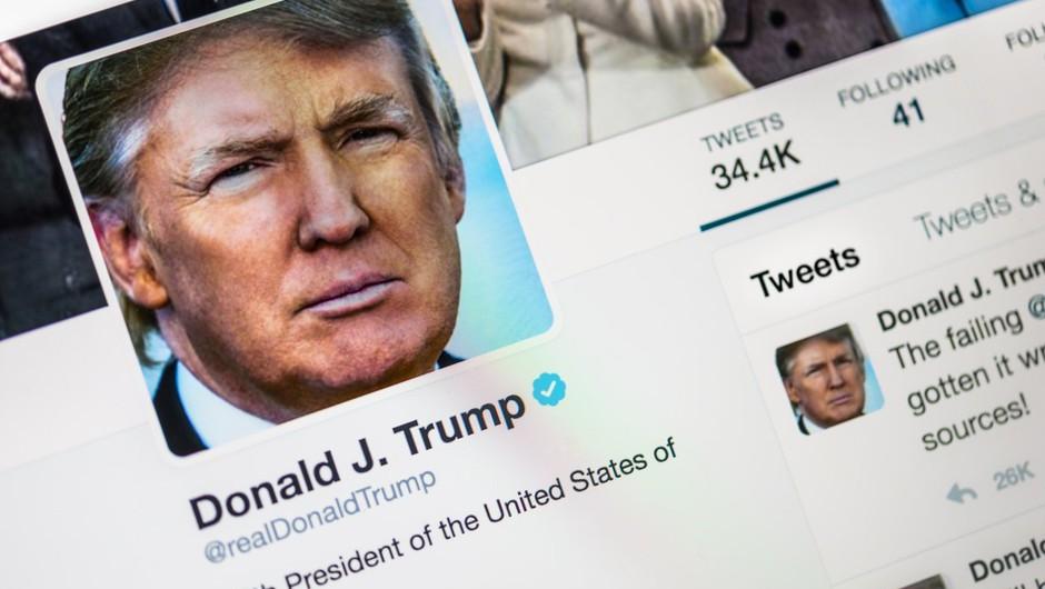 Twitter ne bo blokiral profilov svetovnih voditeljev, niti brisal njihovih tvitov! (foto: profimedia)