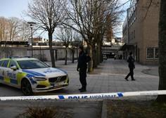 Eksplozija pred postajo podzemne železnice v Stockholmu verjetno ni teroristično dejanje