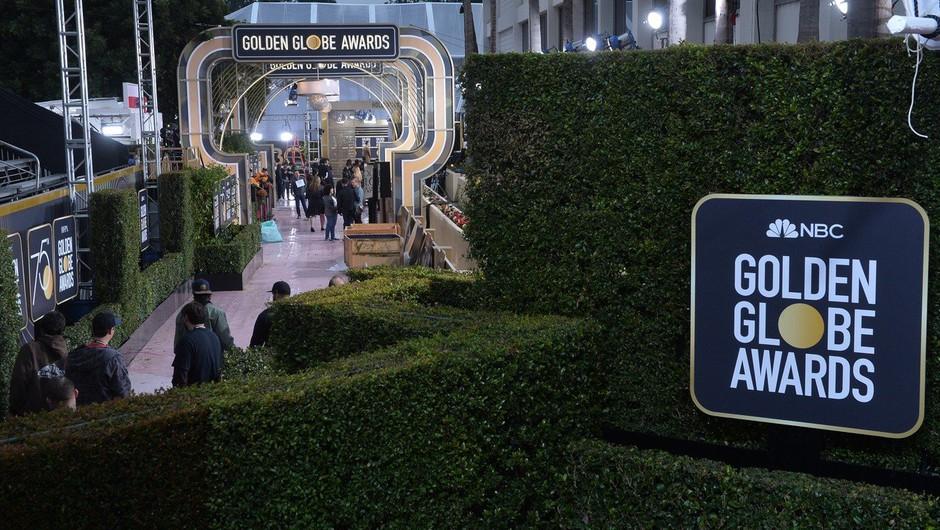 V Los Angelesu bodo podelili filmske in televizijske nagrade zlati globus (foto: profimedia)
