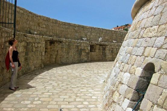 Snemanje sklepne sezone Igre prestolov v Dubrovniku
