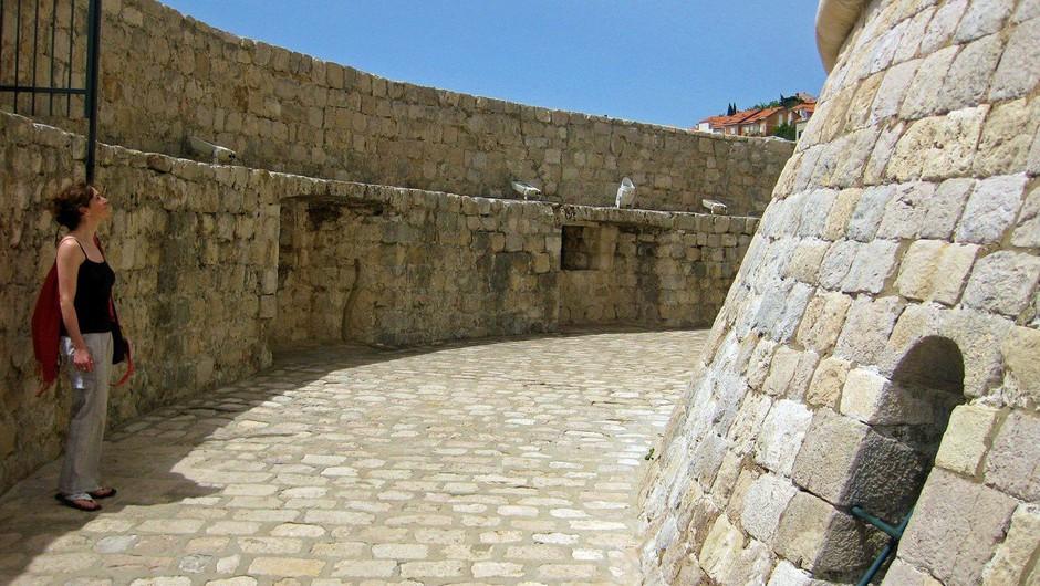 Snemanje sklepne sezone Igre prestolov v Dubrovniku (foto: profimedia)
