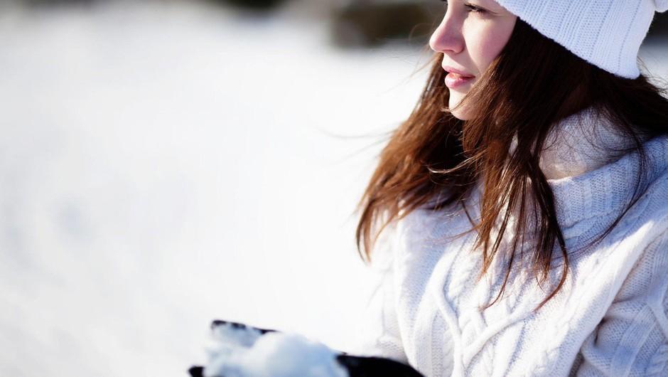 Do torka bo po Sloveniji zapadlo od 5 do 15 centimetrov snega! (foto: profimedia)