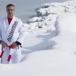 Avi Nardia, svetovno uveljavljen mojster borilnih veščin (foto: Stephen Kelly)