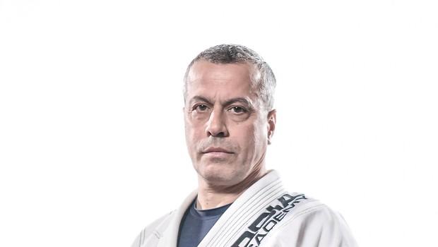 Avi Nardia, svetovno uveljavljen mojster borilnih veščin (foto: Miha Mally)