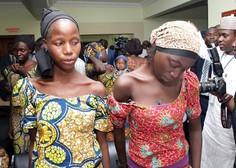 Boko Haram je objavil nov posnetek ugrabljenih deklet iz Chiboka