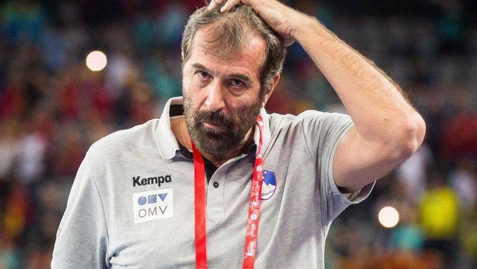 Slovenski rokometni tabor bo po sodniški burleski vložil pritožbo! (foto: profimedia)