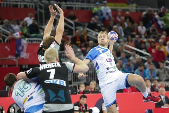 Slovenski rokometaši ostajajo na evropskem prvenstvu!