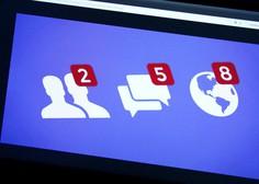 Facebooku po zadnjem vdoru v EU grozi 1,4 milijarde evrov kazni