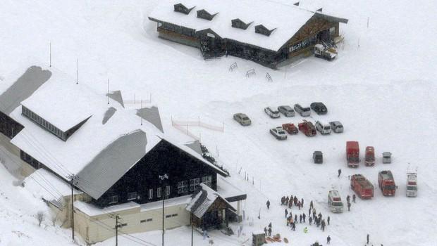 V izbruhu vulkana na Japonskem tudi smrtna žrtev, poškodovanih je najmanj deset ljudi! (foto: profimedia)