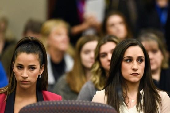 Afera spolnih zlorab odnesla del vodstva ameriške gimnastične zveze