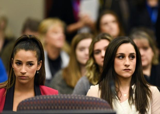 Afera spolnih zlorab odnesla del vodstva ameriške gimnastične zveze (foto: profimedia)