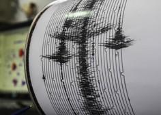Novo Kaledonijo stresel močan potres, izdali opozorilo pred cunamijem!