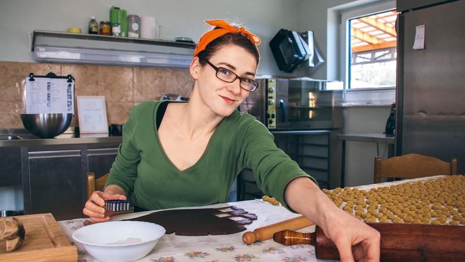 Arhitektka, ki je postala kulinarična blogerka - Patricija Štefanič (foto: Osebni arhiv)
