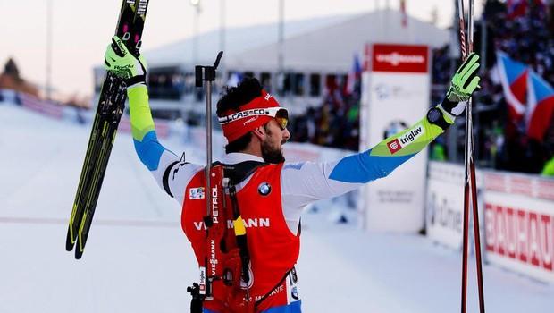 Jakov Fak se zahvaljuje za veliko podporo slovenske javnosti, vendar si ne bo premislil! (foto: profimedia)
