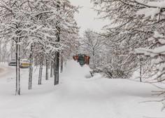 Bizarno vreme: Rekordno veliko snega je ohromilo Moskvo!