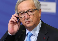 """Jean-Claude Juncker: """"Spor o meji med Slovenijo in Hrvaško je treba rešiti!"""""""