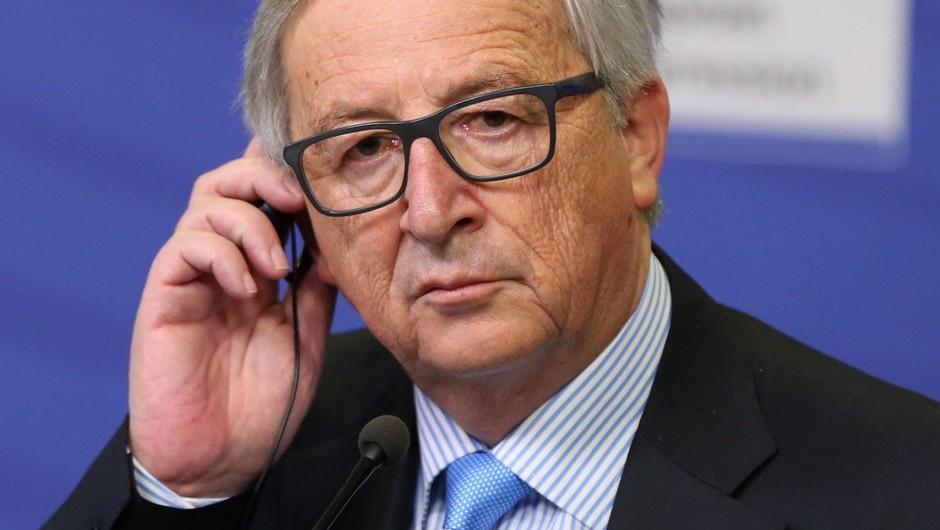 """Jean-Claude Juncker: """"Spor o meji med Slovenijo in Hrvaško je treba rešiti!"""" (foto: profimedia)"""