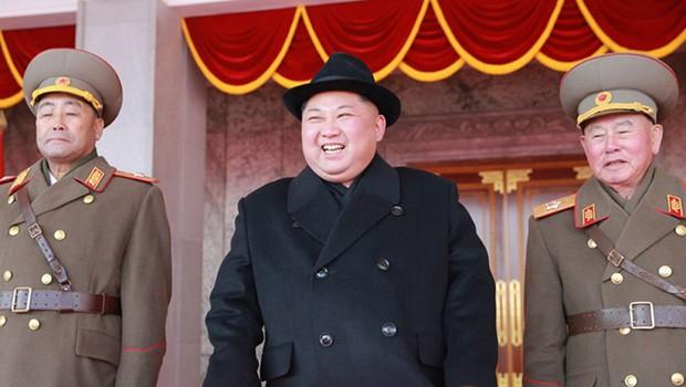 Kim Jong-un je povabil južnokorejskega predsednika na obisk (foto: profimedia)