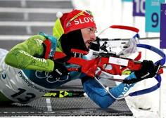 Jakov Fak srebrn za Slovenijo v Pyeongchangu!