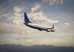 Rusko letalo zaradi incidenta s potencialnim ugrabiteljem zasilno pristalo