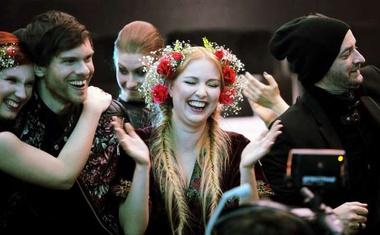 8 finalistov za slovenskega predstavnika na Evroviziji