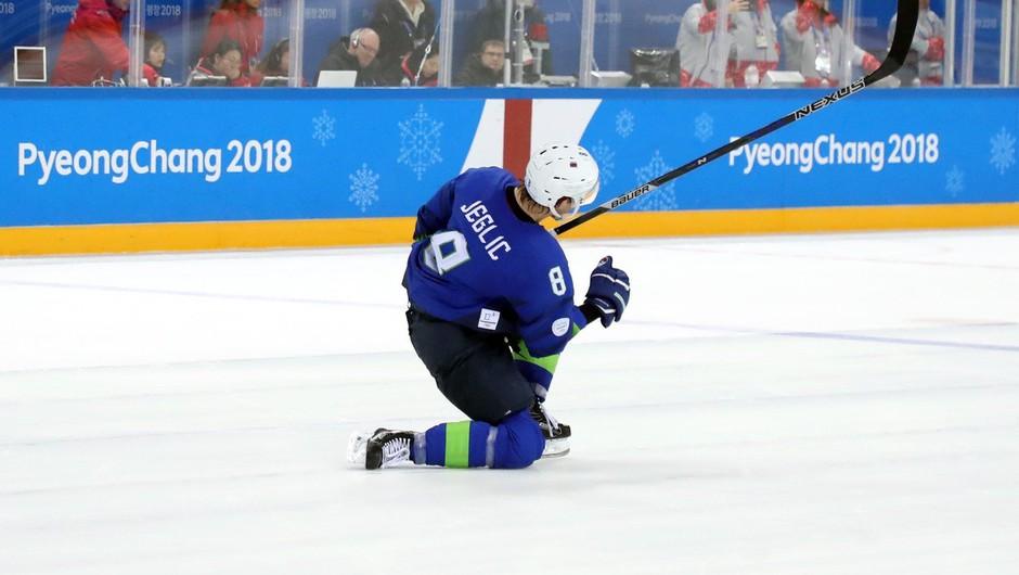 Hokejist Žiga Jeglič pozitiven na dopinškem testu na ZOI v Pyeongchangu (foto: profimedia)