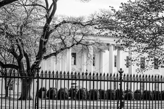 Nekaj zadnjih neuspelih prebojev varnostne ograje Bele hiše