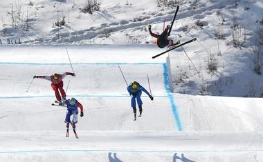Nekateri športniki odhajajo iz Pyeongchanga z zlomljenimi kostmi in v mavcu!