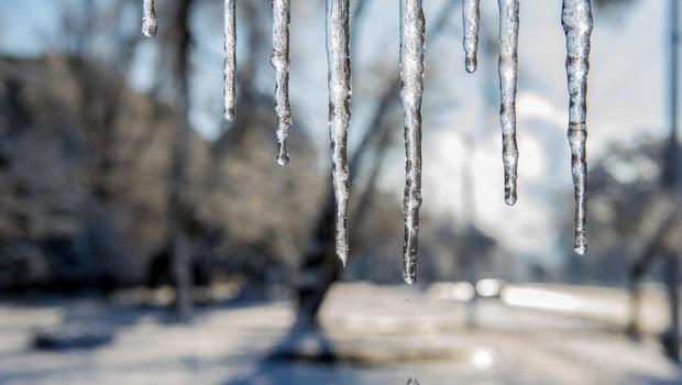 Slovenijo zajela zelo hladna zračna fronta, ki bo vztrajala do četrtka! (foto: profimedia)