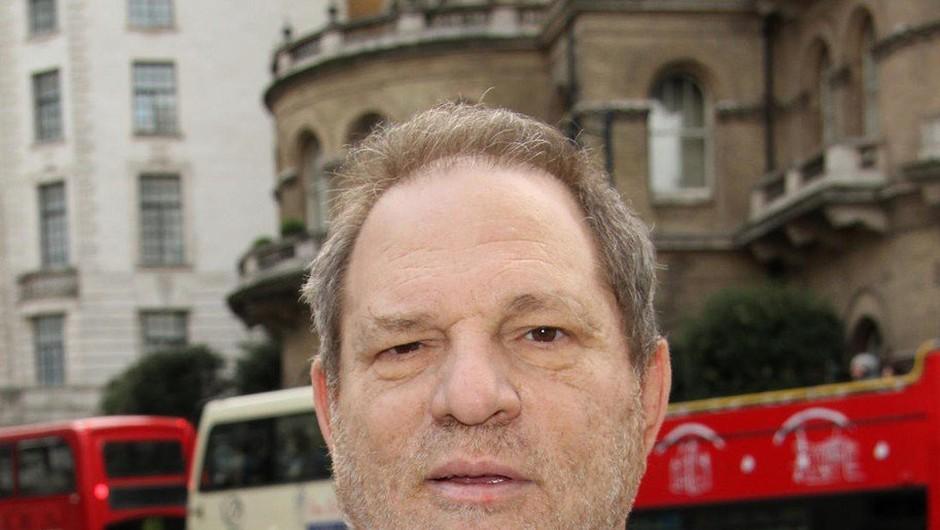 Harveyja Weinsteina obtožili za posilstvo in spolni napad (foto: profimedia)