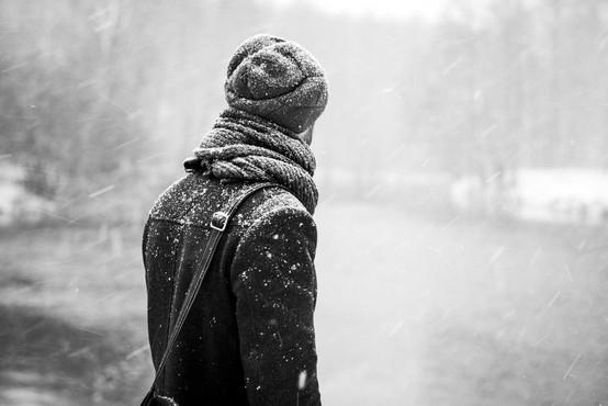 Mraz zahteval prvo smrtno žrtev v Sloveniji