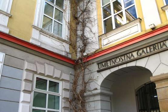 Del pregledne razstave ustvarjanja Janezov Janš tudi v Mariboru