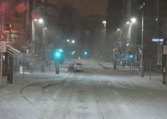 Polarni mraz je dosegel Irsko, ki jo je medtem že zajelo obilno sneženje!