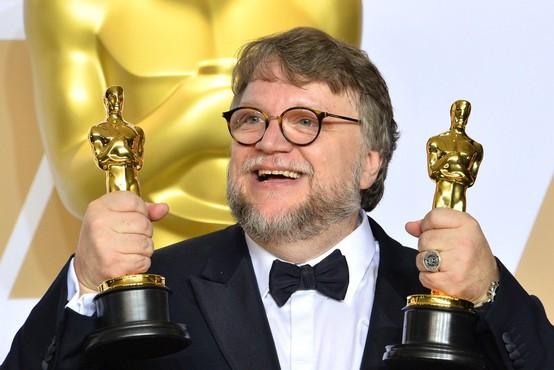 Na oskarjih slavil film Oblika vode Guillerma del Tora, ki je prejel štiri kipce