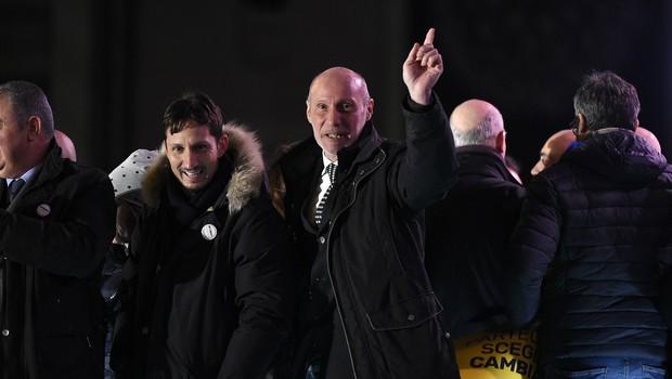 V italijanskem senatu tudi prvi temnopolti ter heroj pri reševanju Coste Concordie (foto: profimedia)