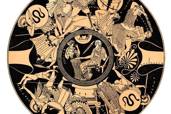 Pri Mladinski knjigi izbrani spevi Iliade v novem prevodu Jelene Isak Kres