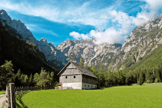 Ideja za izlet: Po Robanovem kotu na Robanovo planino