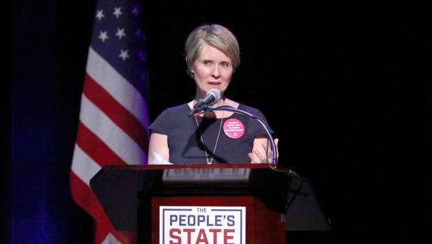 Igralki Cynthii Nixon ni uspel preboj na strankarskih volitvah (foto: profimedia)