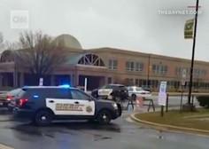 Na šoli v Marylandu v streljanju dva ranjena, strelec umrl