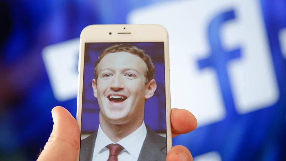 Facebook v precejšnjih težavah zaradi nedavnega škandala! (foto: profimedia)