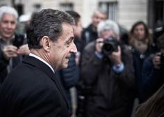 Nicolas Sarkozy obtožen pasivne korupcije! Noč preživel v priporu!