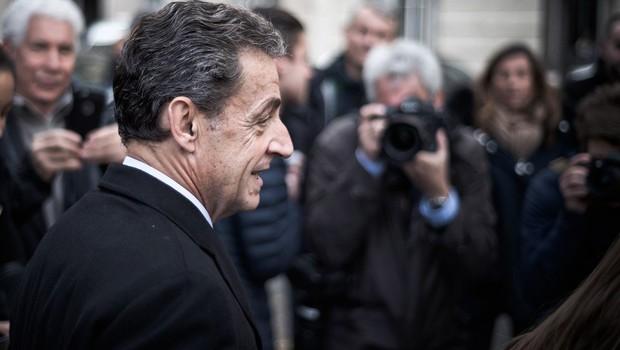 Nicolas Sarkozy obtožen pasivne korupcije! Noč preživel v priporu! (foto: profimedia)