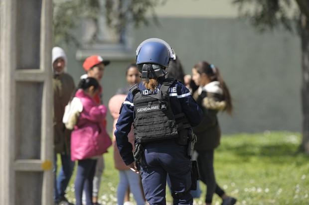 Četrta žrtev terorista postal francoski policist, ki je prevzel mesto talca! (foto: profimedia)