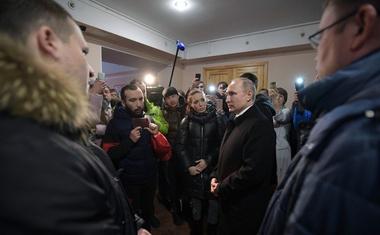 V trgovskem centru v Sibiriji je umrlo kar 41 otrok