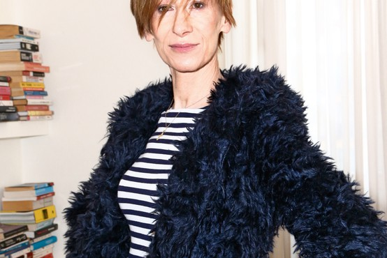 Jelena Pirkmajer: Želim delati srečna oblačila, ki dajejo ljudem moč