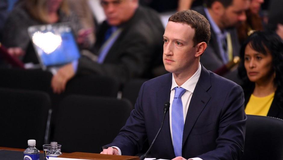 Zuckerberg se je opravičil! (foto: profimedia)