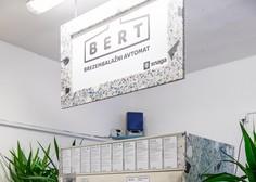 V Ljubljani odslej po šampone, čistila in kis brez embalaže tudi na avtomat Bert